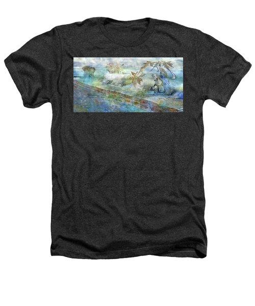 The Piano  Heathers T-Shirt by Betsy Knapp