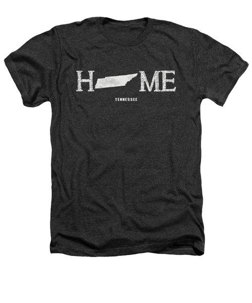 Tn Home Heathers T-Shirt by Nancy Ingersoll