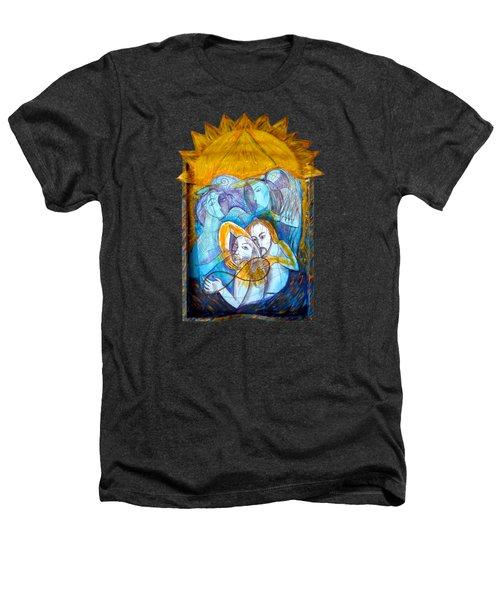 Transmisson Heathers T-Shirt by Joanna Whitney
