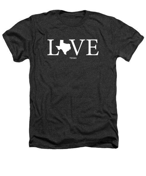 Tx Love Heathers T-Shirt by Nancy Ingersoll