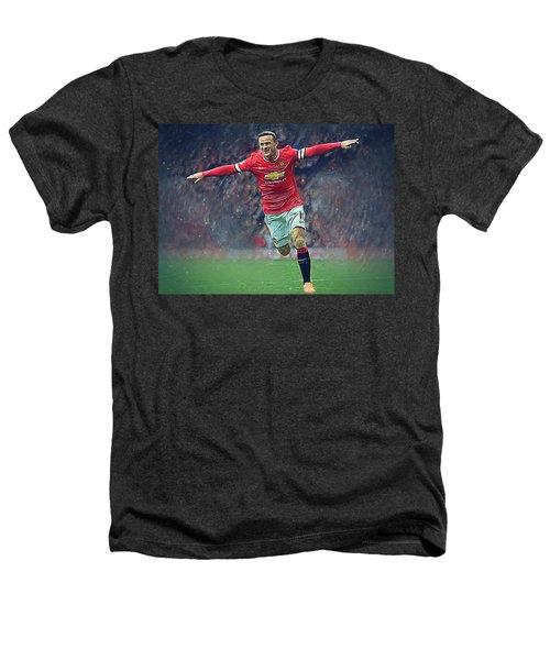 Wayne Rooney Heathers T-Shirt by Semih Yurdabak
