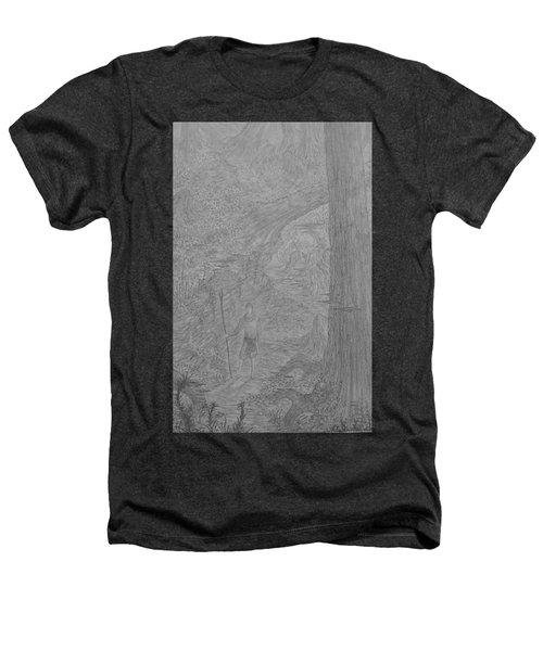 Wayward Wizard Heathers T-Shirt by Corbin Cox