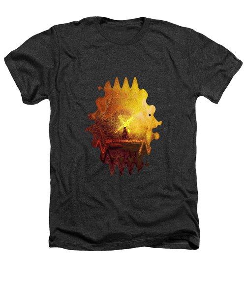 Ye Olde Mill Heathers T-Shirt by Valerie Anne Kelly