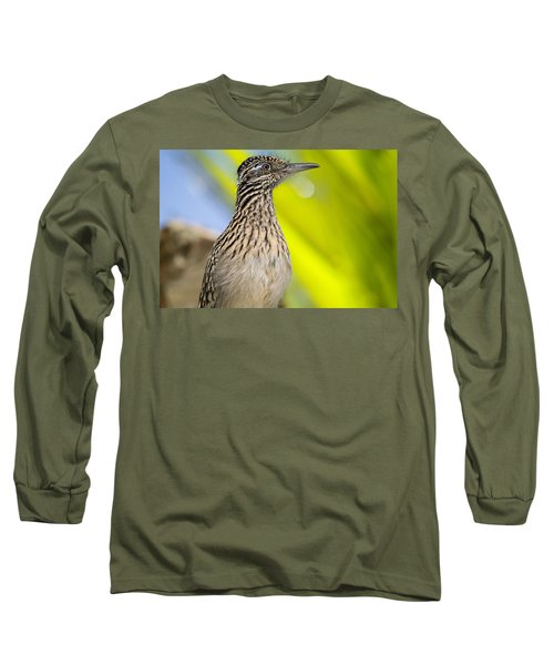 The Roadrunner  Long Sleeve T-Shirt by Saija  Lehtonen