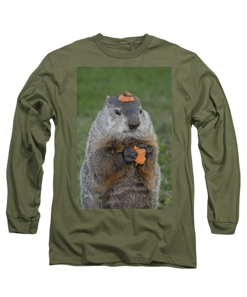 And Have You Looked In The Mirror Lately Long Sleeve T-Shirt by Paul W Faust -  Impressions of Light