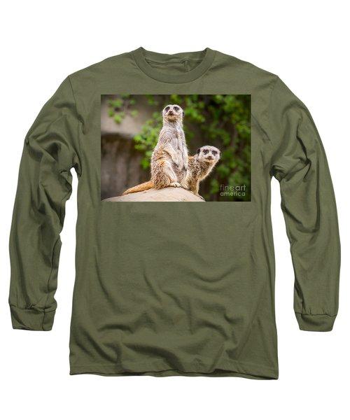 Pair Of Cuteness Long Sleeve T-Shirt by Jamie Pham
