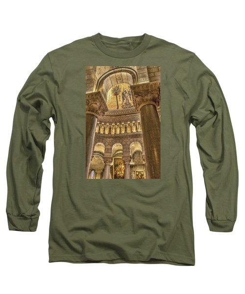 The Angel Long Sleeve T-Shirt by Maria Coulson