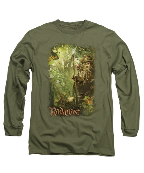 The Hobbit - In The Woods Long Sleeve T-Shirt by Brand A