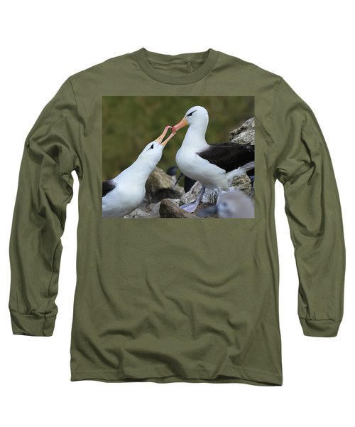You're The One Long Sleeve T-Shirt by Tony Beck