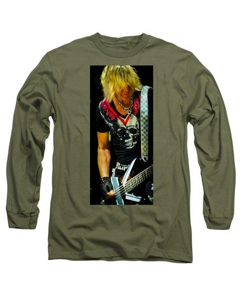 Ric Savage Long Sleeve T-Shirt by Luisa Gatti