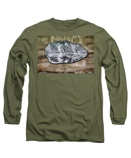 Westminster Military Memorial Long Sleeve T-Shirt by Stephen Stookey