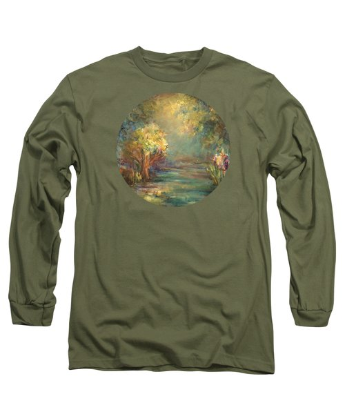 Daydream Long Sleeve T-Shirt by Mary Wolf