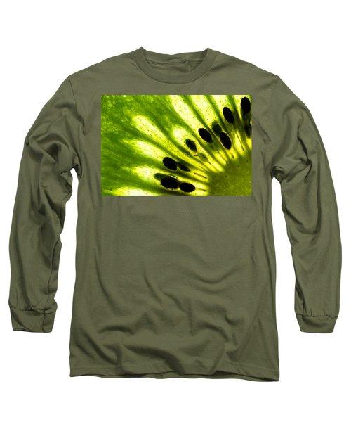 Kiwi Long Sleeve T-Shirt by Gert Lavsen