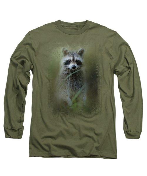Little Bandit Long Sleeve T-Shirt by Jai Johnson