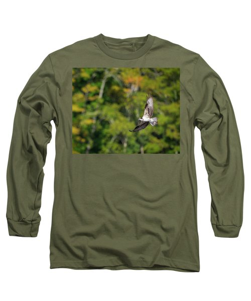 Osprey Long Sleeve T-Shirt by Bill Wakeley