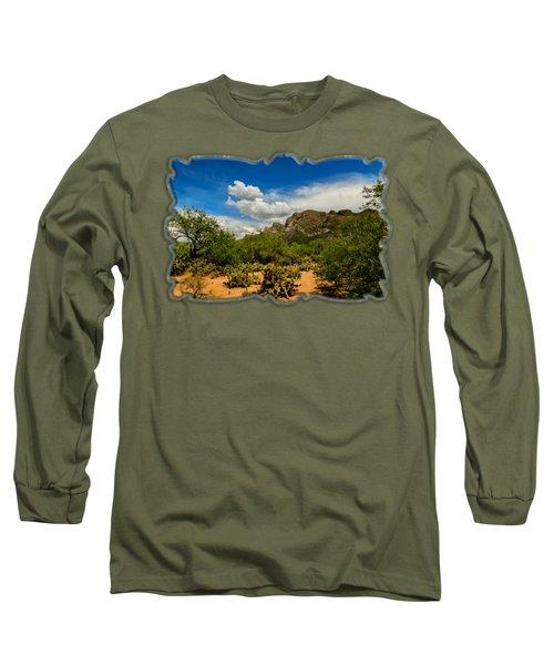 Pusch Ridge Vista H14 Long Sleeve T-Shirt by Mark Myhaver