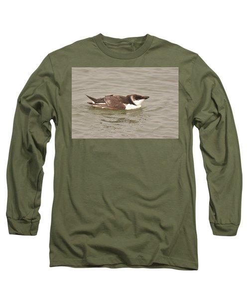 Razorbill Long Sleeve T-Shirt by Alan Lenk