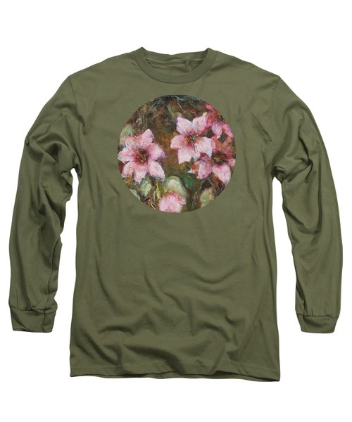 Romance Long Sleeve T-Shirt by Mary Wolf