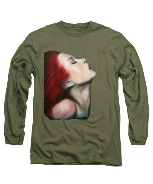 Secret Darling Long Sleeve T-Shirt by Jindra Noewi