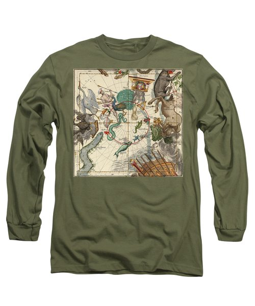 South Pole Long Sleeve T-Shirt by Ignace-Gaston Pardies