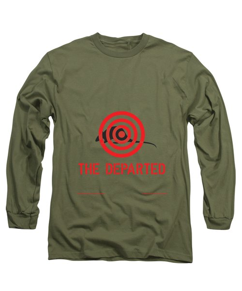 The Departed Long Sleeve T-Shirt by Gimbri