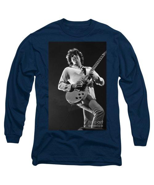 Stone Temple Pilots - Dean Deleo Long Sleeve T-Shirt by Concert Photos