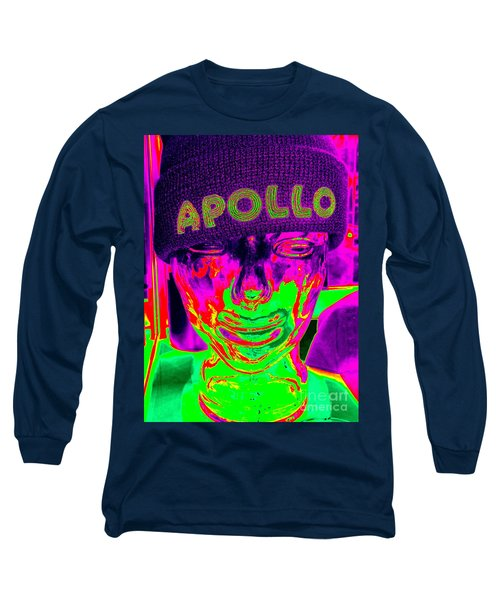 Apollo Abstract Long Sleeve T-Shirt by Ed Weidman