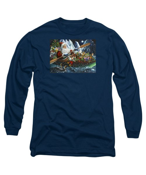 Northern Passage Long Sleeve T-Shirt by Lynn Bywaters