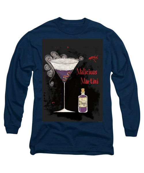 Pick Your Poison I Long Sleeve T-Shirt by Elyse Deneige