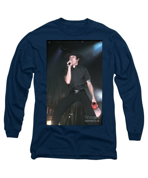 Stone Temple Pilots Long Sleeve T-Shirt by Concert Photos