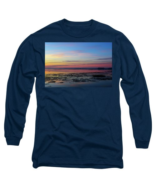 Long Sleeve T-Shirt featuring the photograph A Change Of Season by Thierry Bouriat