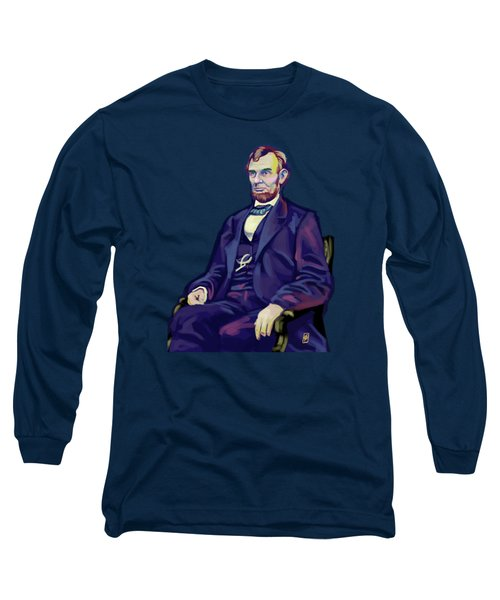 Abe Long Sleeve T-Shirt by Rob Snow