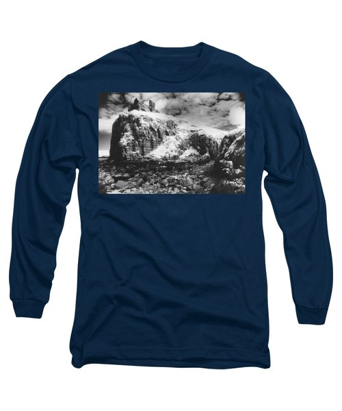 Isle Of Skye Long Sleeve T-Shirt by Simon Marsden