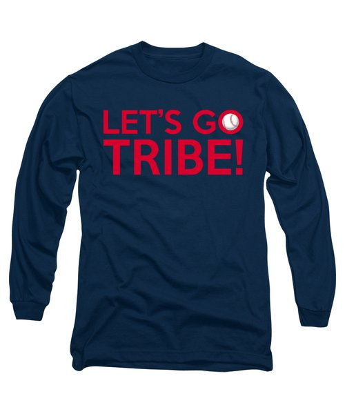 Let's Go Tribe Long Sleeve T-Shirt by Florian Rodarte