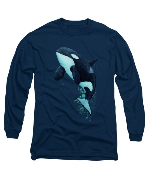 The Matriarch  Long Sleeve T-Shirt by Amber Marine
