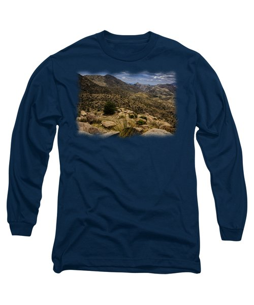 Windy Point No.5 Long Sleeve T-Shirt by Mark Myhaver