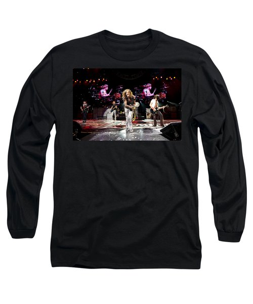 Aerosmith - Austin Texas 2012 Long Sleeve T-Shirt by Epic Rights