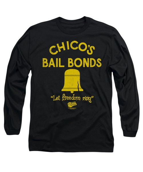 Bad News Bears - Chico's Bail Bonds Long Sleeve T-Shirt by Brand A