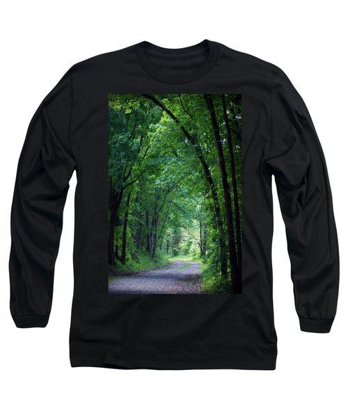 Country Lane Long Sleeve T-Shirt by Cricket Hackmann