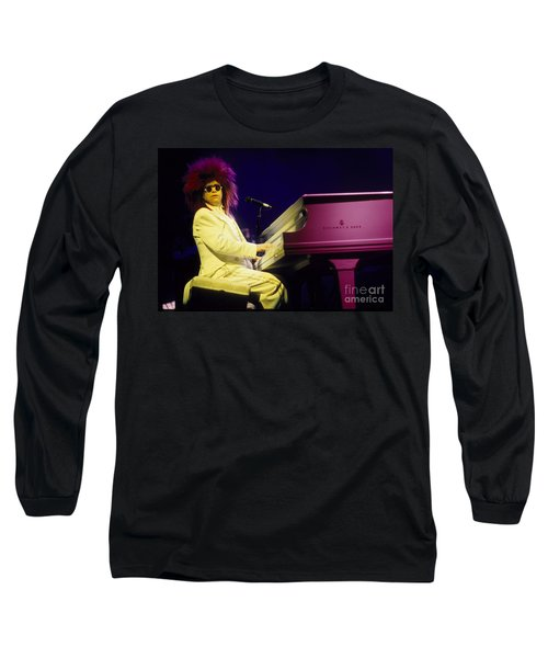 Elton Long Sleeve T-Shirt by David Plastik