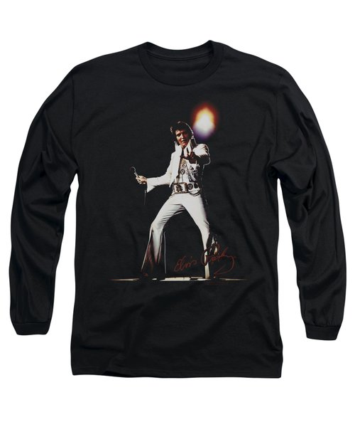 Elvis - Glorious Long Sleeve T-Shirt by Brand A