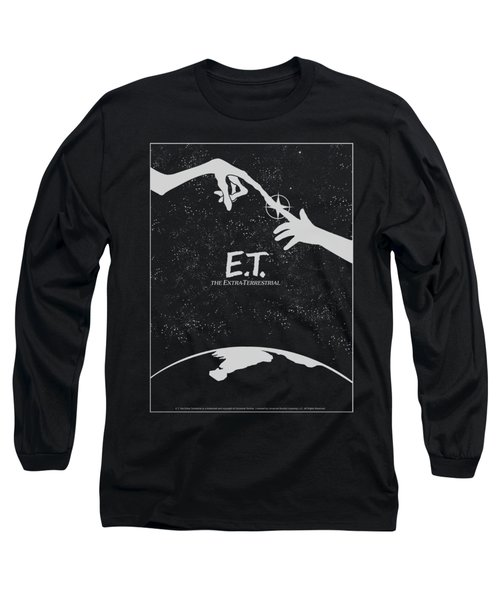 Et - Simple Poster Long Sleeve T-Shirt by Brand A