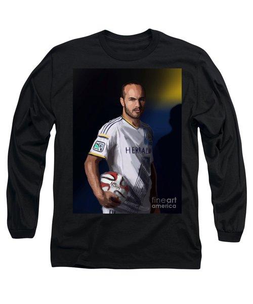 Landon Long Sleeve T-Shirt by Jeremy Nash
