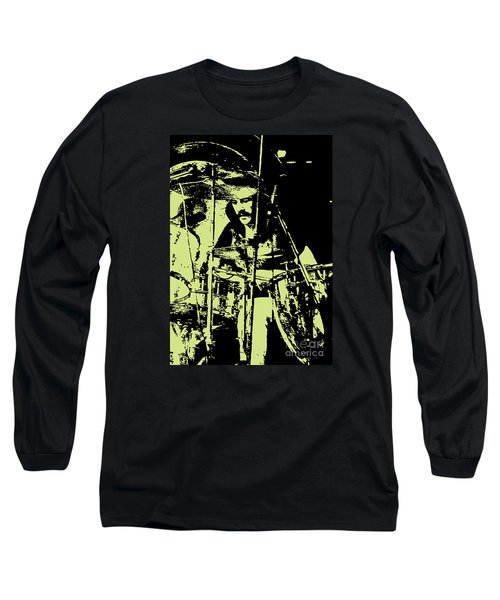 Led Zeppelin No.05 Long Sleeve T-Shirt by Caio Caldas