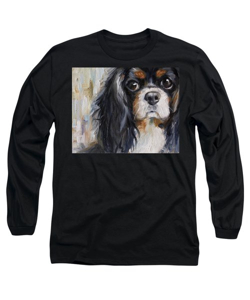 Love Long Sleeve T-Shirt by Mary Sparrow
