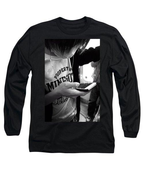 Minesota Kyoto Long Sleeve T-Shirt by Daniel Hagerman