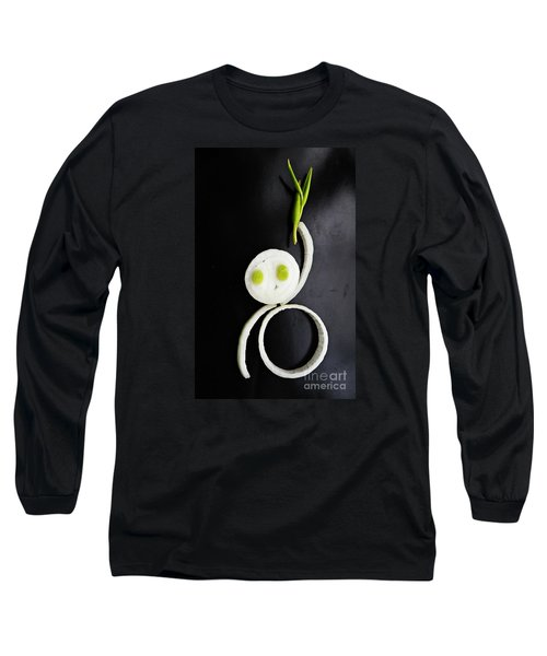 Onion Baby Long Sleeve T-Shirt by Sarah Loft