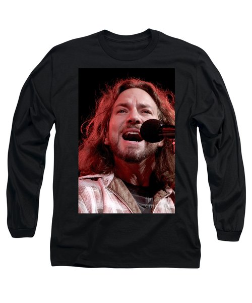 Pearl Jam Long Sleeve T-Shirt by Concert Photos