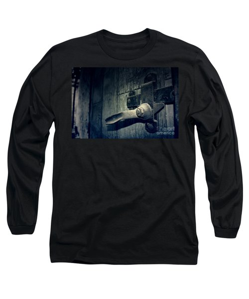 Secrets Within Long Sleeve T-Shirt by Trish Mistric