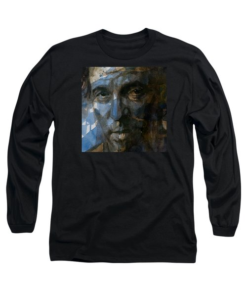 Shackled And Drawn Long Sleeve T-Shirt by Paul Lovering